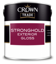 Crown STRONGHOLD EXTERIOR Gloss